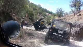 Jeep Rollover