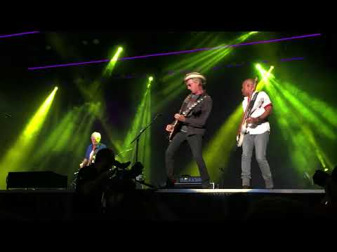 Tom Cochrane - Brave and Crazy - Vancouver - 8-29-17