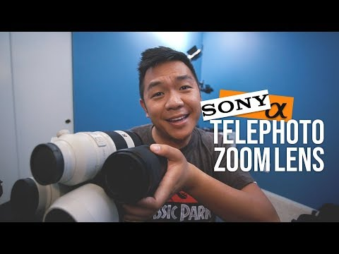 Which Sony Mirrorless Telephoto Lens to Buy? (2018)