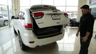Introducing the 2015 Jeep Grand Cherokee Altitude!