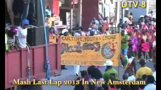 Mash Last Lap 2013 In New  Amsterdam