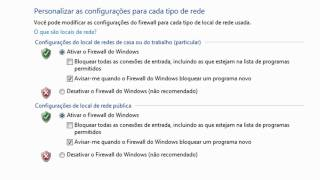 Firewall do Windows: Como funciona, Ativando e Desativando