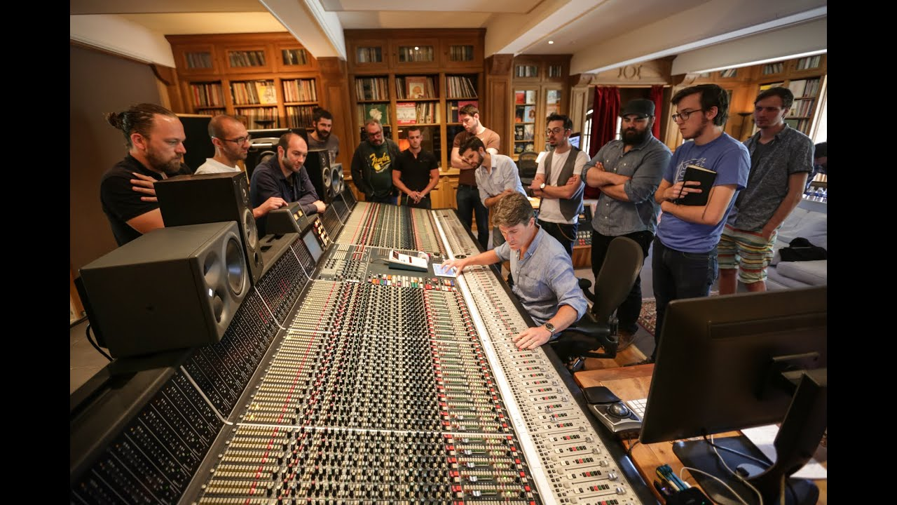Mix With The Masters: 3 Lessons I Learned While There - TheRecordingRevolution.com