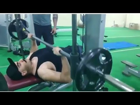 Arjun Kapoor's Latest Motivational Gym Workout Video | Trains hard for Panipat | Celebs Gym Workout Mp3