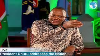 President Uhuru Kenyatta defends his handshake with Raila Odinga