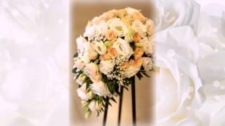 Свадебные букеты от салон цветов