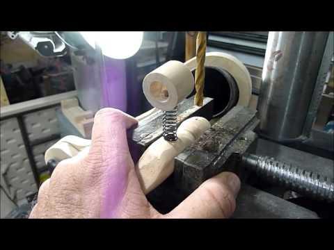 Spechte In Bewegung, Wie Zu Machen |  Holzbearbeitung