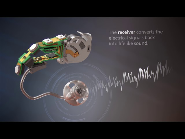 How your Rexton Hearing Aid Works