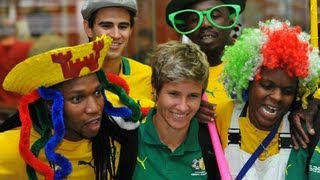 Banyana draw against Zimbabwe