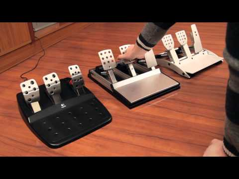 fanatec gt3 rs v2 und fanatec csr elite pedals unboxing by theboneheadhd. Black Bedroom Furniture Sets. Home Design Ideas