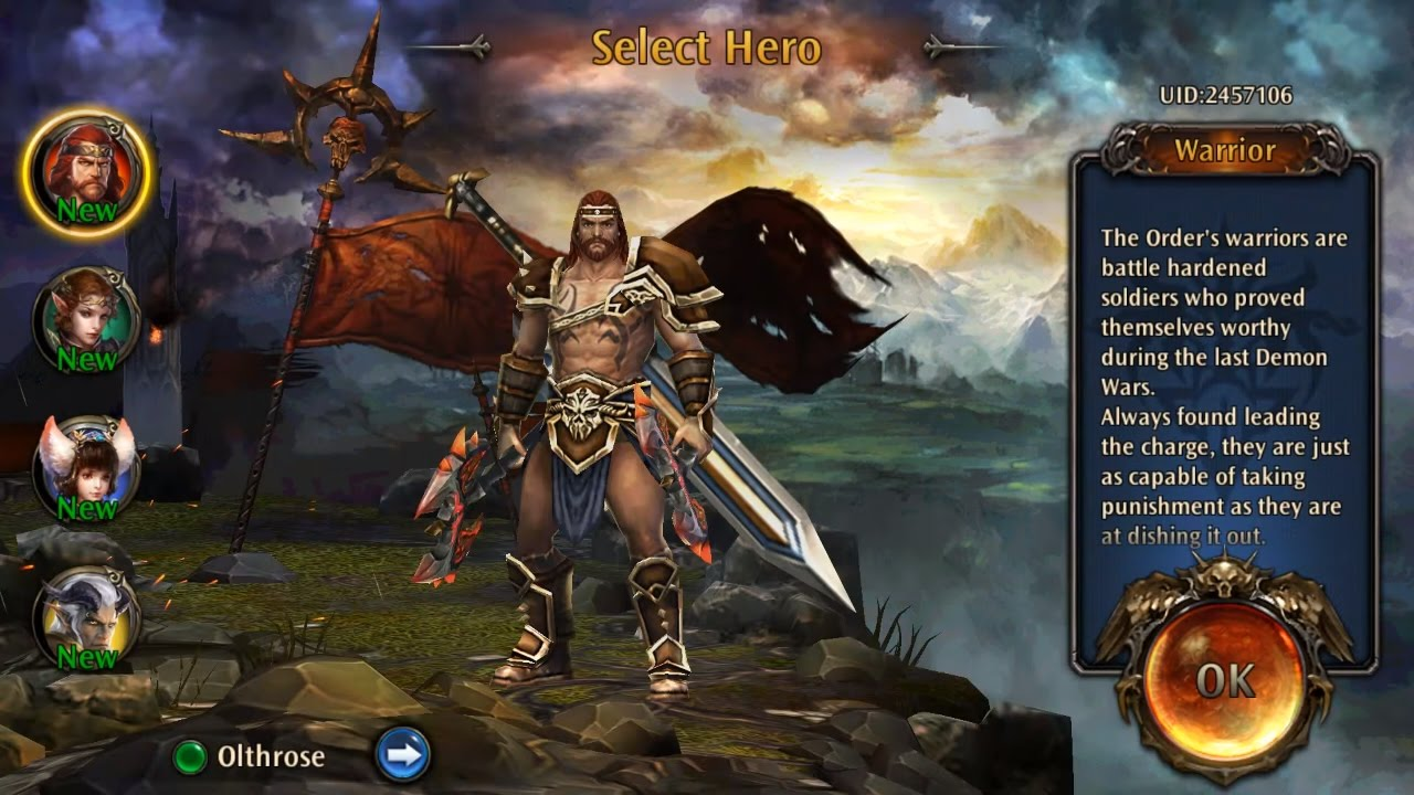 The 20 Best RPG Games for Android Device in 2020