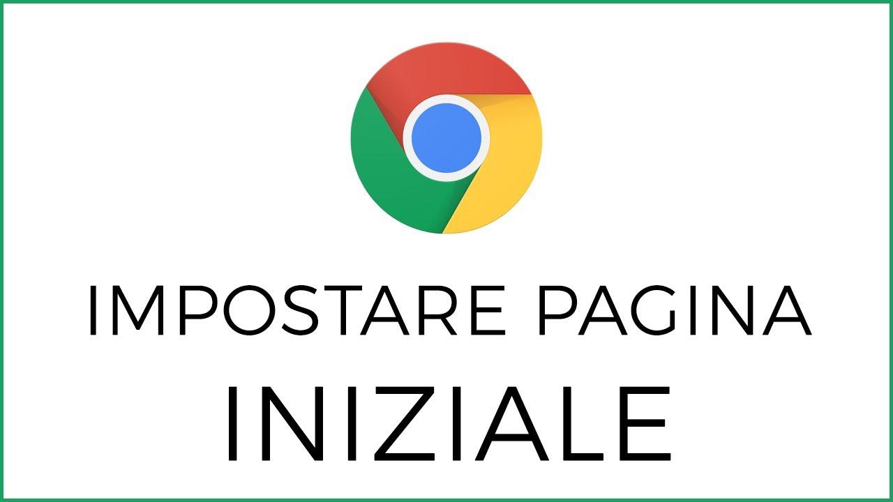 Come cambiare pagina iniziale Internet | Salvatore Aranzulla