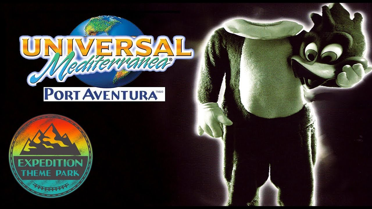 The Troubled History of Universal Studios Europe: Port Aventura | Expedition Theme Park