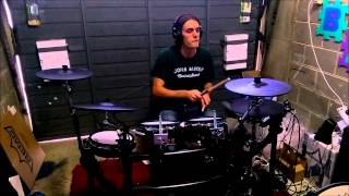 Wicked Nature - (The Vines) Drum Cover