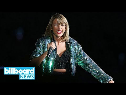 Taylor Swift's Top 6 Lead Singles of All Time | Billboard News