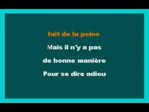 KARAOKE - Paris - Montréal - Les Cowboys Fringants