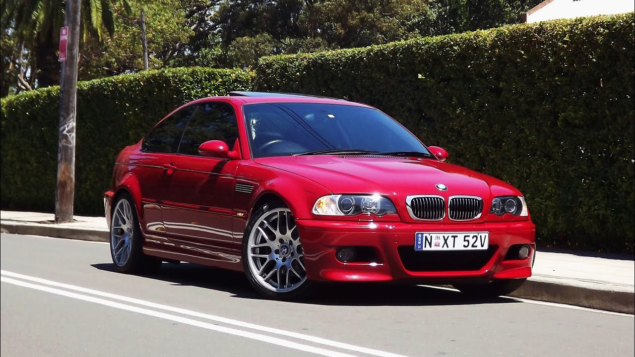 2005 BMW M3 E46 SMG Coupe 29888  YouTube