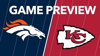 Broncos vs Chiefs Predictions