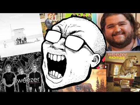 Does Post-Pinkerton Weezer Suck?