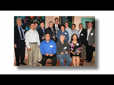 PIASC: Silver & Gold Membership Awards 2015