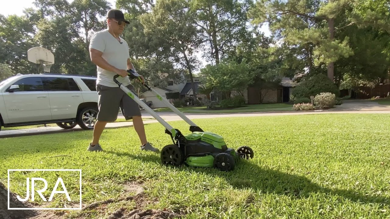 Greenworks Pro 25 in. 60V Lawn Mower | Unbox & HONEST Review