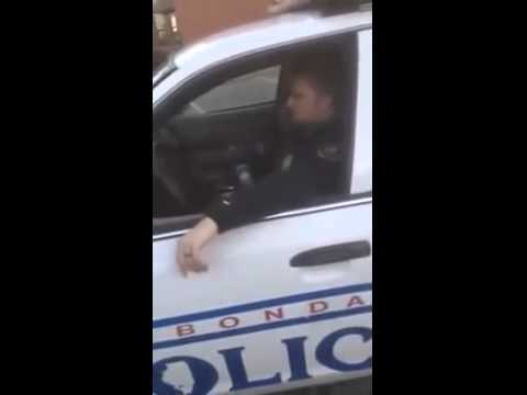 Illinois cop caught sleeping in car claims it's illegal to record cops