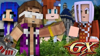 Minecraft Yugioh GX #1 - HOMECOMING PARTY (Yu-Gi-Oh! Minecraft Roleplay) S3E1