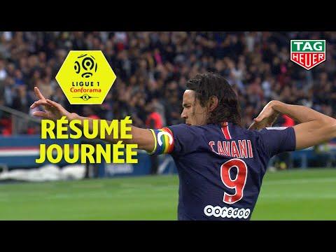 Résumé 37ème journée - Ligue 1 Conforama / 2018-19
