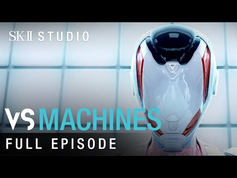 SK-II STUDIO: 'VS Machines' featuring Ayaka Takahashi and Misaki Matsutomo #CHANGEDESTINY