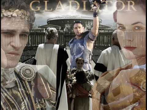 The gladiator hans zimmer ft lisa gerrard now we for Gladiator hans zimmer