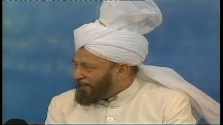 Dars-ul-Quran - 15th April 1991