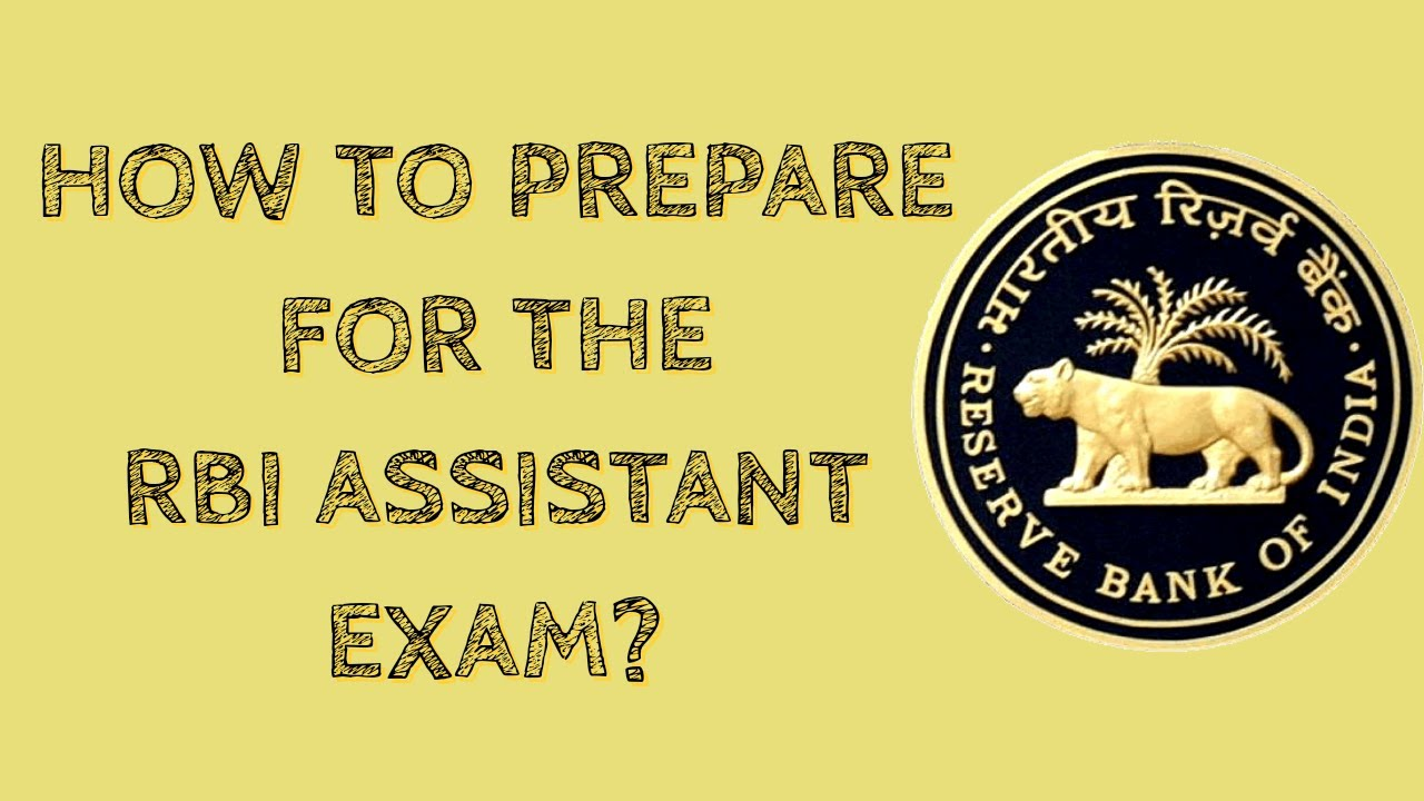 rbi assistant exam 2014-15 expected date