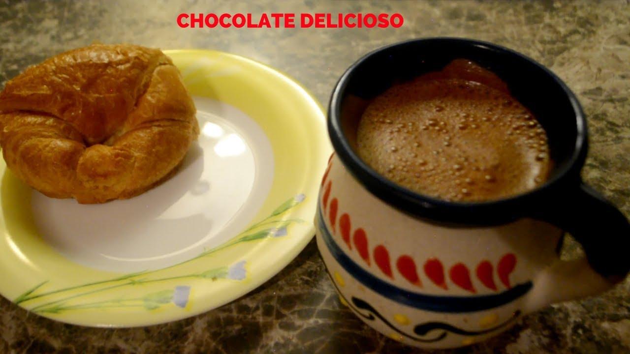 Chocolate Abuelita Espumoso