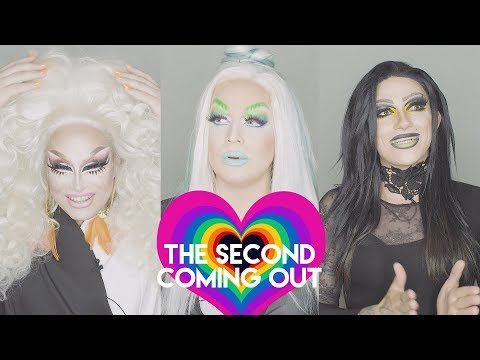 The Second Coming Out | Real Queens