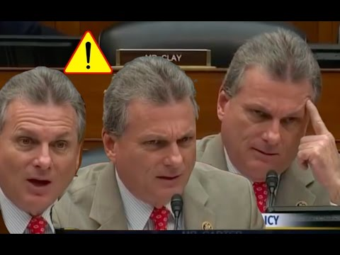Congressman Super Pissed About Release of 19,723 Criminal illegals!
