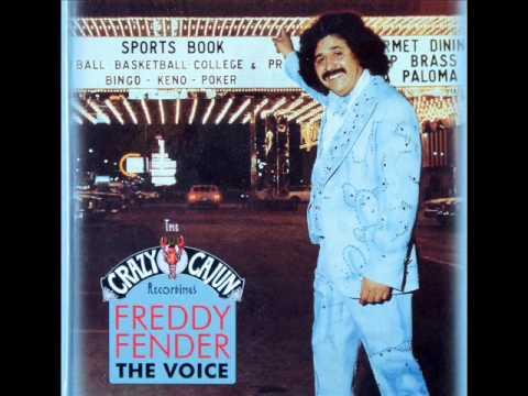 Freddy Fender - Crazy, crazy baby