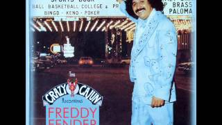 Freddy Fender - Crazy, crazy baby