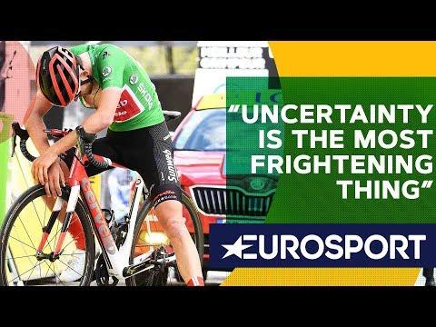 Wiggins on the Impact of Coronavirus in Cycling | The Bradley Wiggins Show | Eurosport