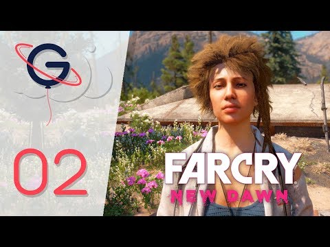 FAR CRY NEW DAWN FR #2 : Plongée dangereuse
