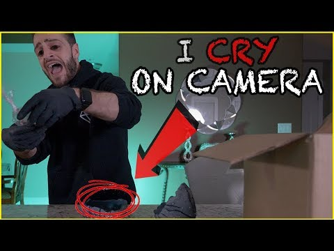 MOST CHILLING DARK-WEB UNBOXING I'VE DONE
