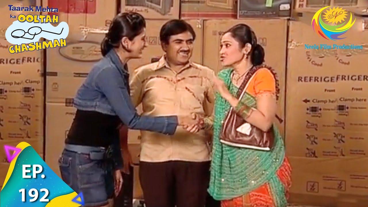 Download Taarak Mehta Ka Ooltah Chashmah - Episode 192 - Full Episode
