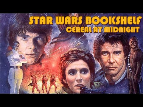 Star Wars Bookshelf Episode II: The Thrawn Trilogy by Timothy Zahn