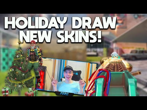 *NEW HOLIDAY DRAW*