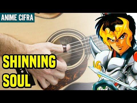 """Como tocar """"Shining Soul"""" / Shurato"""