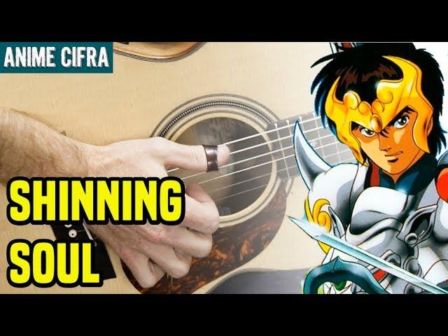 🔴 Como tocar Shurato - Shinning Soul [How to Play] (Anime Cifra / Anime Chords)
