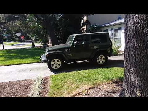Jeep Jk Wrangler Fix Electronic Throttle Control Light On Can T Shift Out Of Park