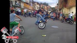 piques de moto manrique medellin ✓