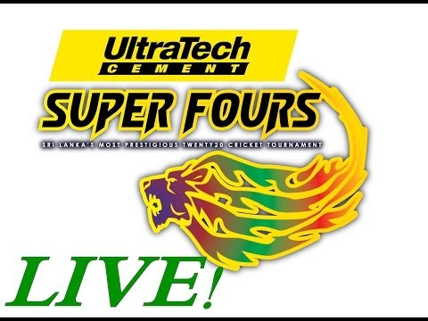 UltraTech Cement Super Fours T20 - Final