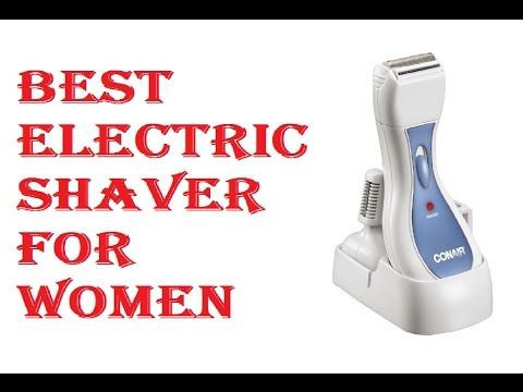 Best Electric Shaver For Women 2018