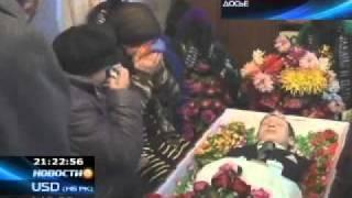 Александр Дивин - эксгумация(Судмедэксперты настаивают на эксгумации тела погибшего школьника из Павлодара., 2012-01-24T12:57:19.000Z)